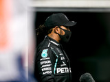Hamilton spoke to stewards, pitted 12s too late