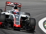 Grosjean to stick with new brake material