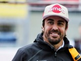Fernando Alonso treating remaining races as 'celebration' of F1 spell