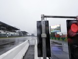 Eifel GP FP1 abandoned due to misty conditions