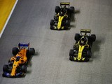 Renault Formula 1 team made £7.4m loss in 2018