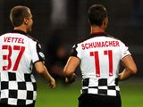 Sebastian Vettel to headline Michael Schumacher soccer tribute game