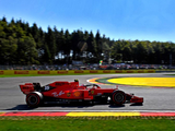 Leclerc: Forgetting perfection crucial to Belgian GP pole