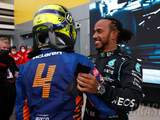 Norris 'proved he was a match for Hamilton' in Russian GP - Palmer