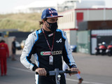 Alonso feeling 'a little bit blind' heading into qualy