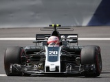 Magnussen credits Ferrari for unexpected Haas pace