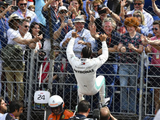 Hamilton dedicates Monaco pole to Lauda