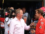Martin Brundle Picks Ferrari As The Team To Beat In 2019