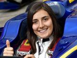 Tatiana Calderon: I had to crash to earn respect of male drivers