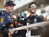 Ricciardo and Max target another battle at Monza