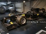 Toyota Donates Last F1 Car to #RaceAgainstCovid Charity Auction