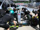 A 55-place penalty in a 22-car race - Hamilton's situation explained