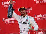 Hamilton dedicates Spanish GP win to terminally ill F1 fan
