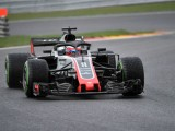Grosjean was 'tempted to go for it' on slicks in Q3