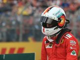 "Sebastian Vettel: ""It was my mistake, so I am disappointed"""