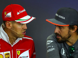 "Alonso and Vettel went from ""big love"" to ""burnout"" at Ferrari - Wurz"