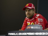Sebastian Vettel fined for Brazil F1 qualifying weighbridge incident