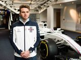 Oliver Rowland announced as Williams Martini Racing Official Young Driver