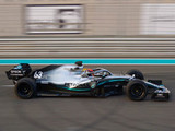 "Russell concludes 18"" tyre test"