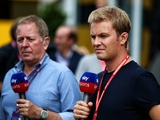 Rosberg also held talks about joining Ferrari