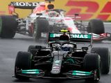 Bottas wins, Max takes title lead after Hamilton pit-stop fury