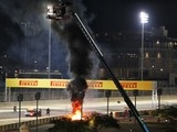 FIA initiates investigation into Grosjean's Bahrain accident
