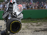 Honda fail to salvage any of Fernando Alonso's crashed power unit
