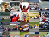 Silverstone Infographic - 50 races, 50 winners!