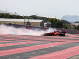 """Ferrari brought """"back to reality"""" in French GP practice - Sainz"""