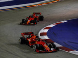 Singapore Grand Prix in Words, Stats and Pictures