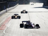 "Perez: Chasing McLarens were ""a lot faster"" in Baku Formula 1 race"