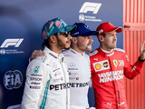 Mercedes explain why Bottas dominated Hamilton in Spain qualifying