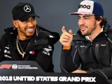 US Grand Prix: Lewis Hamilton is in Formula 1's top five, says Fernando Alonso