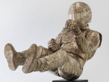 Senna statue caught in amazing 3D photo!