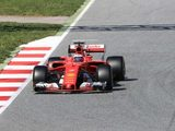 Rapid Raikkonen ends final test day on top for Ferrari