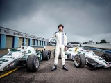 Guy Martin to take on Jenson Button in 1983 Williams Formula 1 cars