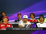 Abu Dhabi GP: Thursday Press Conference