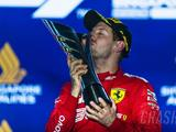 Vettel: 10-race F1 champion would be just as worthy