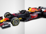 Sliders: Compare the Red Bull RB15 and RB16