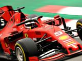 Vettel 'wasn't in control' prior to crash