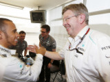 Hamilton taught Brawn 'a lesson' with off-track interests
