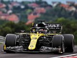 Ricciardo: Tyre scenario curtailed wet running