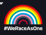 Formula 1 launches the #WeRaceAsOne initiative