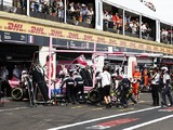 Mercedes had new F1 engine fears after Perez's French GP problem