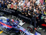 "German GP like a ""horror film with a bit of black comedy"" - Kvyat"