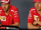 Vettel keeps unhappiness to himself