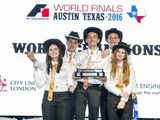 Infinite Racing Become 2016 F1 in Schools World Champions