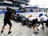Bottas hit with Styrian GP grid penalty for F1 pitlane incident