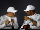Hamilton: Bottas has had a better season so far