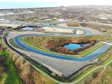 Video: Drone footage from Zandvoort as upgrade works continue